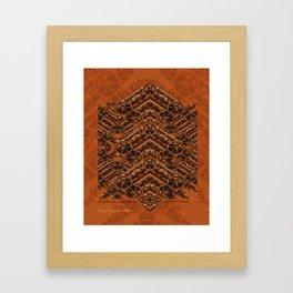Circulatory System Framed Art Print
