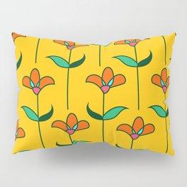 Genevieve - Yellow Pillow Sham