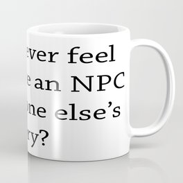 NPC Coffee Mug