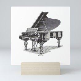 Kimball Piano 01 Mini Art Print