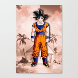 Dragon Ball Canvas Print