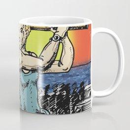 Dave Vs The Monsters Coffee Mug