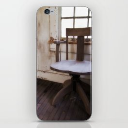 The Chair iPhone Skin