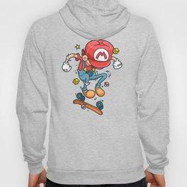 Skate Mario Hoody