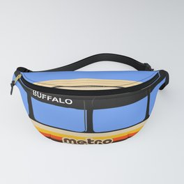 THE METRO Fanny Pack