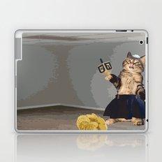 Jew Cat Laptop & iPad Skin