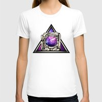 astronaut T-shirts featuring Astronaut by Pancho the Macho
