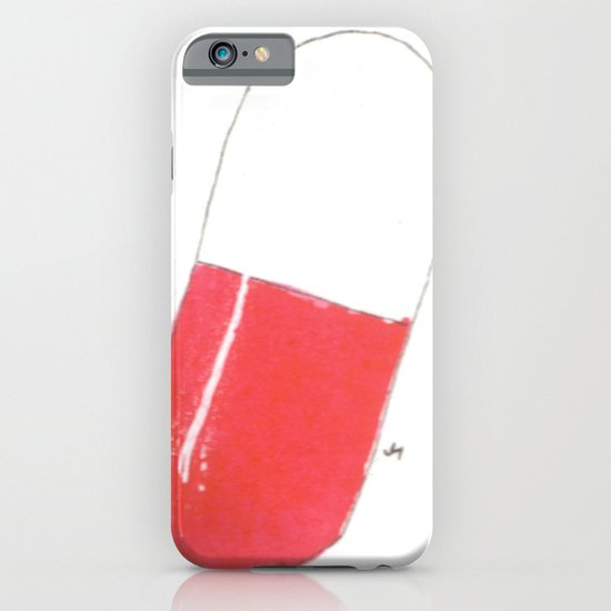 a pill iPhone & iPod Case