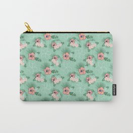 Aloha Friday Floral Carry-All Pouch