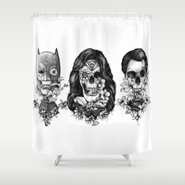 World Finest Series. Shower Curtain