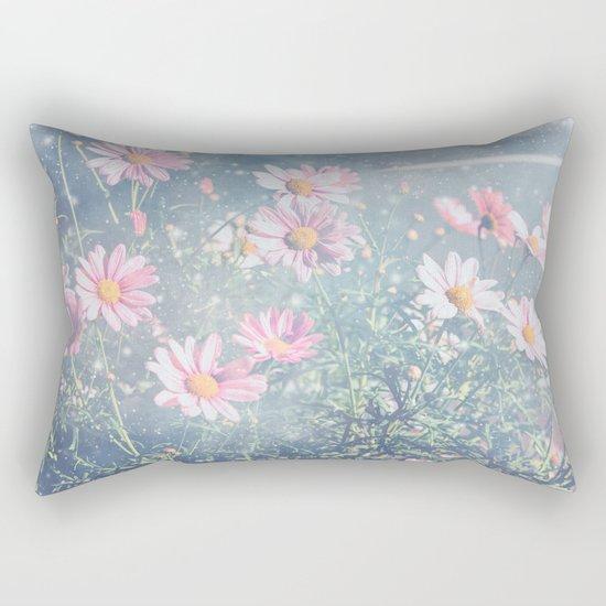 Magical Daisies Rectangular Pillow
