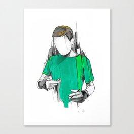Alexis Canvas Print