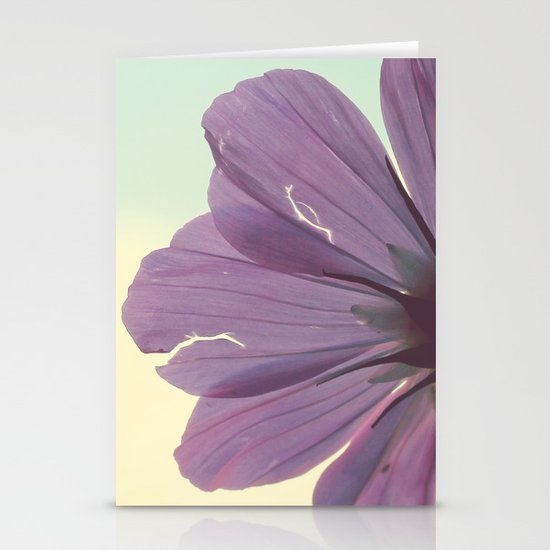 Torn but Never Broken Stationery Cards