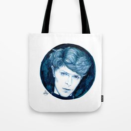 Planet Earth is Blue // Bowie Tote Bag