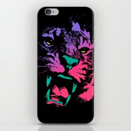 Wild PoP Thing iPhone Skin
