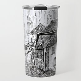 Architecture Sketch, Germany Travel Mug