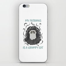My Patronus is a GrumpyCat iPhone & iPod Skin