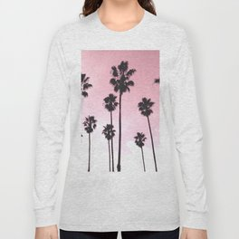 Palms & Sunset Long Sleeve T-shirt