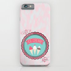I Like Ice Cream Slim Case iPhone 6s