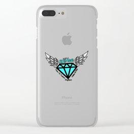 jonghyun logo Clear iPhone Case
