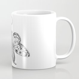 Pear Fly Coffee Mug
