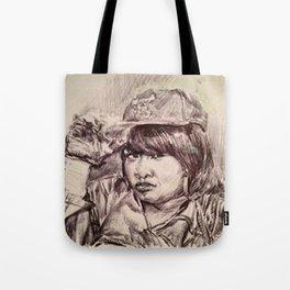 QUEEN CHEBA Tote Bag
