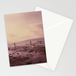 Low Tide Along the Navigators Route Stationery Cards