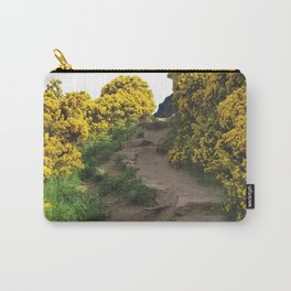 Path at Arthur's Seat Carry-All Pouch