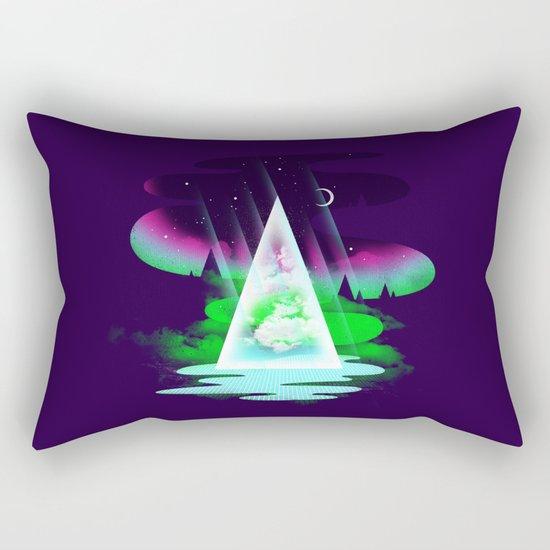 Northern Air Rectangular Pillow