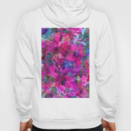 Pink Poppy Jungle Hoody