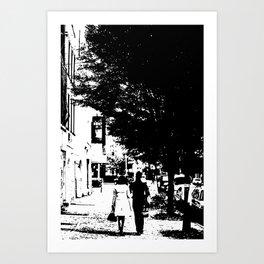 NYCLOVE Art Print