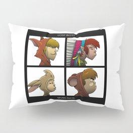 Lost Boyz Pillow Sham