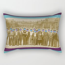 The One To Remember Rectangular Pillow