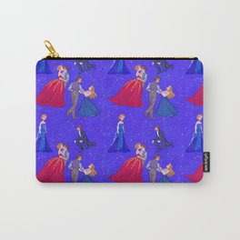 The Princess and the Con Man Carry-All Pouch