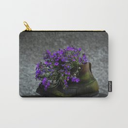 Boot flowers Carry-All Pouch