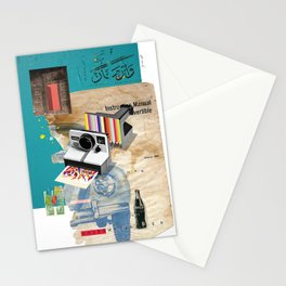 Colors In Progress Stationery Cards