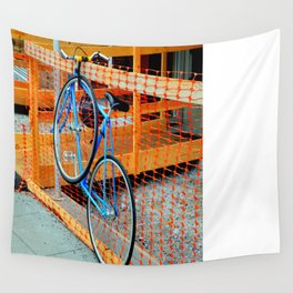 'Bout Fencing Wall Tapestry