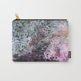 Acrylic pour 2 Carry-All Pouch