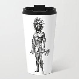 Warrior Travel Mug