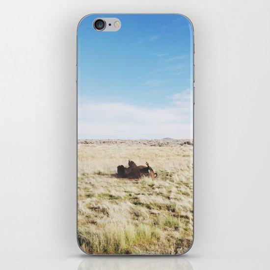 ROFL Bison iPhone & iPod Skin