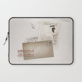The Message, Gallery One Laptop Sleeve