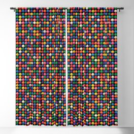 The Gumball Machine Blackout Curtain