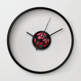 sharingan Wall Clock