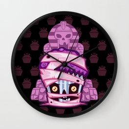 King Tutancrumble Wall Clock