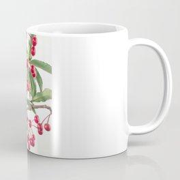 Christmas Berry Coffee Mug