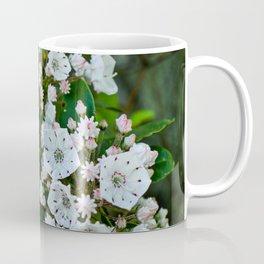 Summer  white mountain laurel Coffee Mug