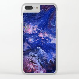 Astronomy Air Clear iPhone Case
