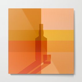 ELIXIRS / Whisky Metal Print
