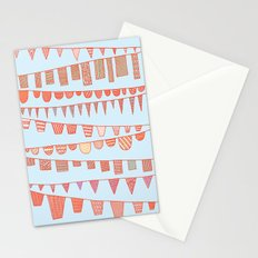 Festive Bunting Stationery Cards