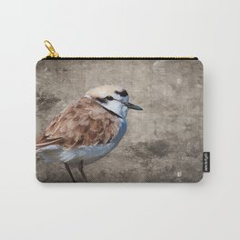 Western Snowy Plover Carry-All Pouch
